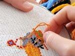 Как совместить работу и вышивание?