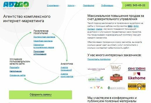 агентство интернет рекламы