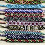 Нитки для вышивки-плетения.