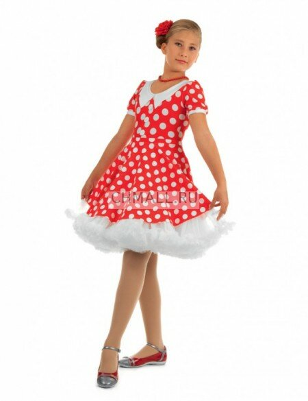 детское платье райский сад детское