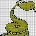 Символ года Змеи своими руками.